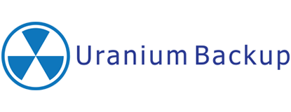 Logo Uranium – Backup Software